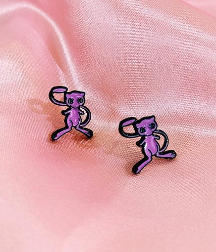 Mew Earrings