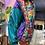 Thumbnail: Vtg 80's G-Ma Windbreaker Jacket, Sz M