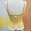 Thumbnail: Yellow Tank Back Tie