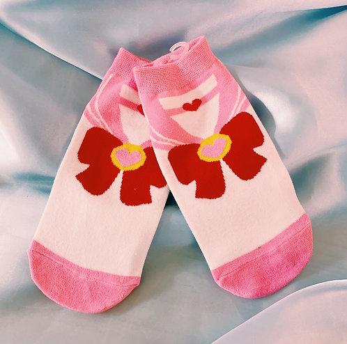 Sailormoon No Show Socks