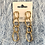Thumbnail: Bamboo Links Earrings