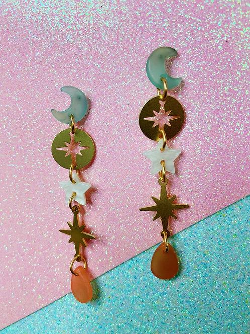 Cosmo Dangle Earrings
