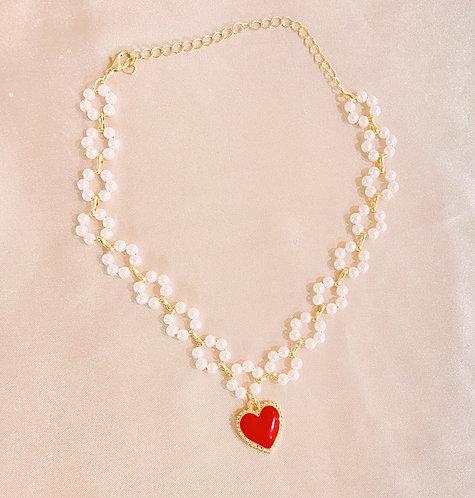 Love Pearl Choker
