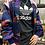 Thumbnail: Vtg Silk Bomber Jacket - women's LRG