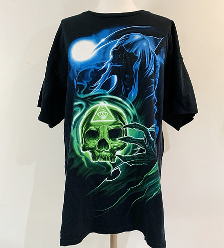 Illuminati Reaper Tee, Men's XL
