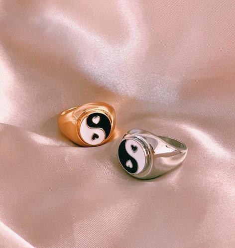 Yin to my Yang Ring