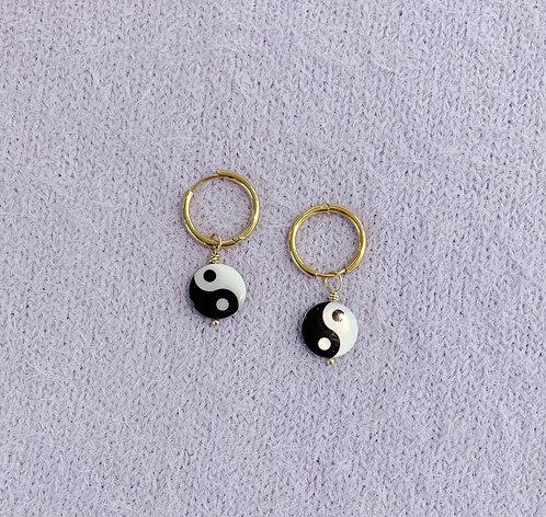 Balance Yin Yang Earrings