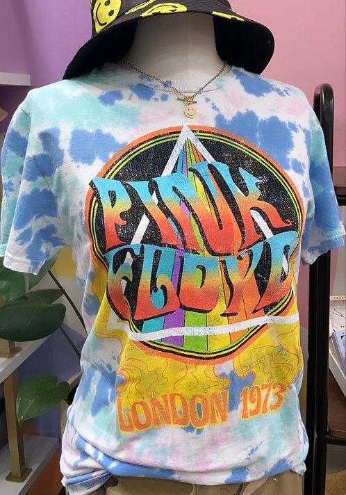 Pink Floyd Tie-Dye Tee