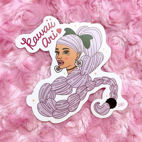 Sparklebombb Ariana Grande Sticker