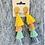 Thumbnail: Palm Spring Tassel Earrings