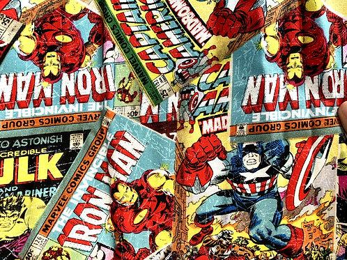 Superhero!  Face Mask