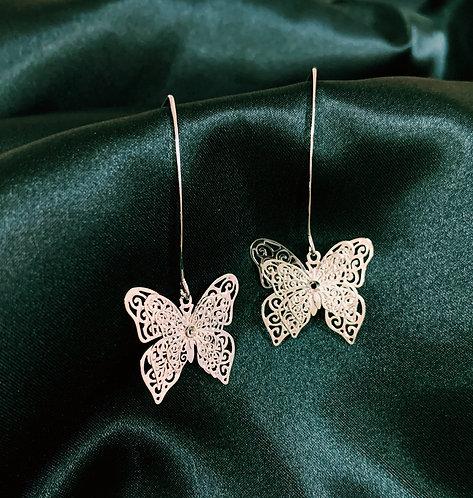 Wings Dangle Earrings