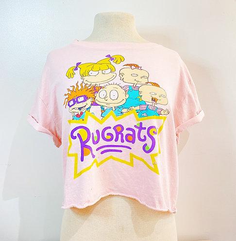 Nickelodeon Rugrats Crop, Sz 2X