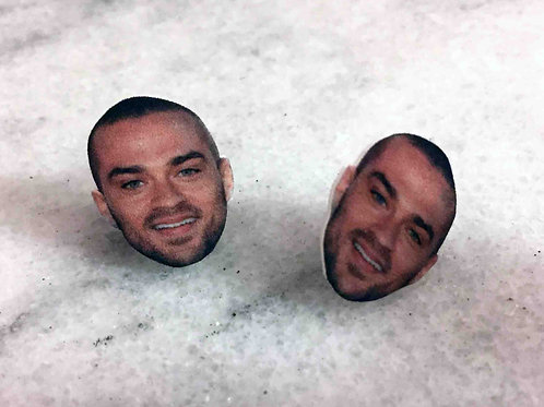"""Dr. Avery"" Earrings"
