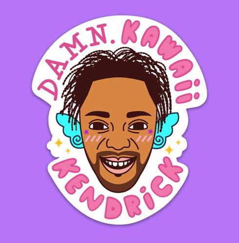 Sparklebombb Kendrick Lamar Sticker