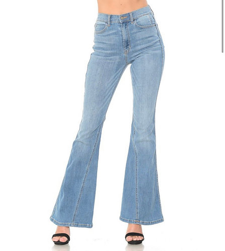 Flare 70's Denim Jeans