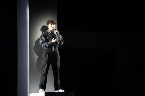 Gjon Tears Eurovision 2021