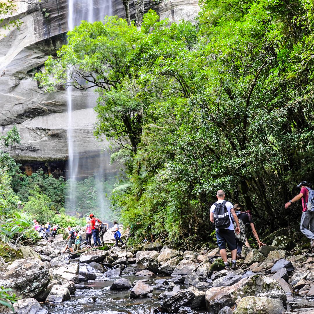 achoeira Rio dos Bugres - Urubici/SC