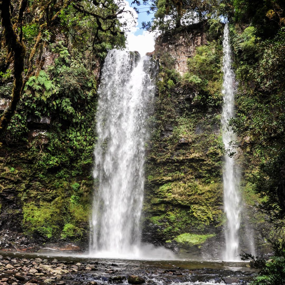Rota das Cachoeiras - Bom Retiro/SC