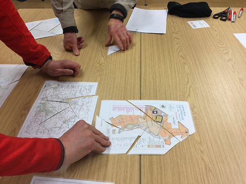 Bronze National Navigation Award Training and Assessment Course