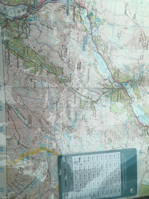Silver National Navigation Award Training and Assessment Course
