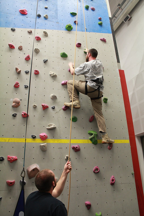 Introduction to Climbing