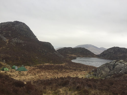 Wild Camping and Expedition Skills Course