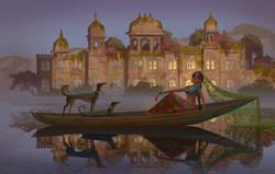 boat princess