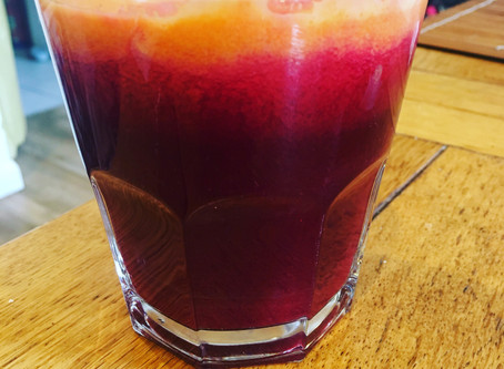 The Classic - Beetroot, Carrot, Apple & Ginger Juice