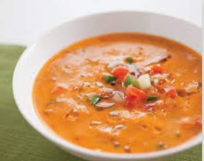 Gazpacho - simple, delicious & nutritious