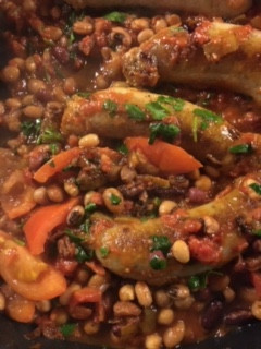 Simple Cassoulet