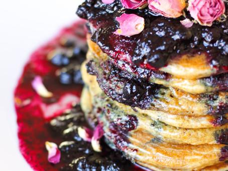 Pancakes - 5 Ways