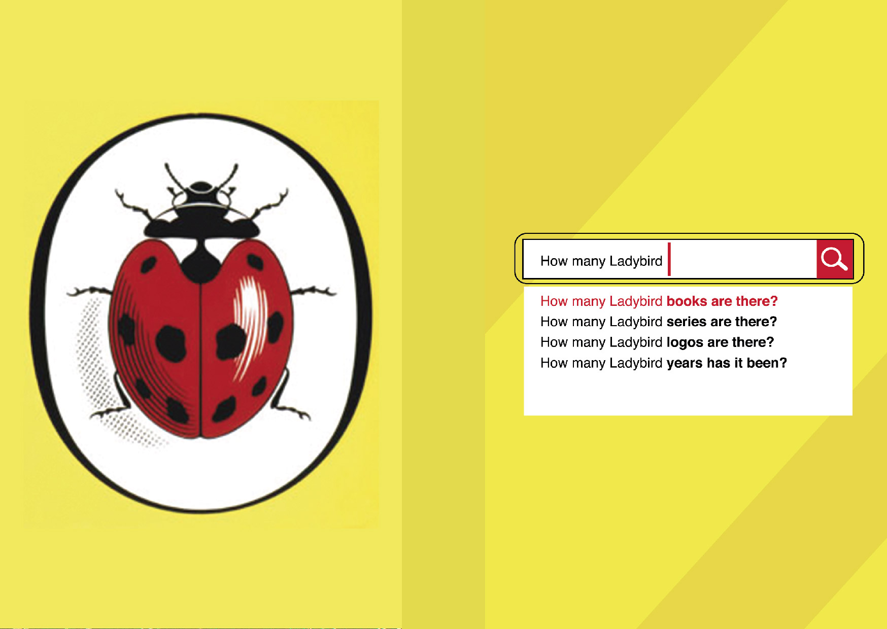 The Ladybird Web