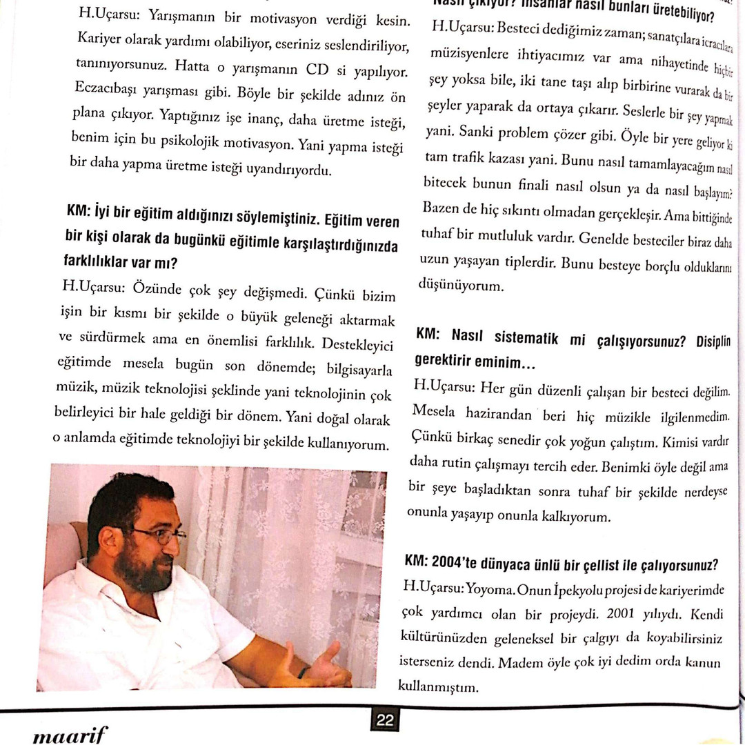 RÖPOPTAJ Kadıköy Maarif Sonbahar 2014