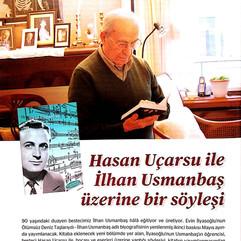 Evin Ilyasoglu ile Ilhan Us manbaş Üst