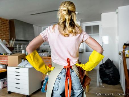 Organizando a casa antes da reforma