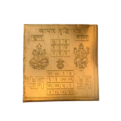 The Prosperity and Removal of Obstacles Yantra (Consult)