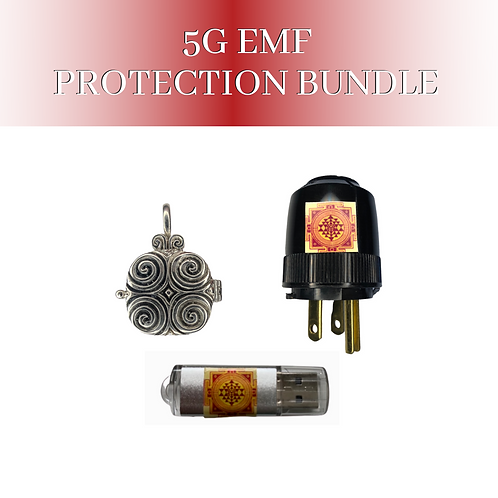 Complete EMF Protection Kit