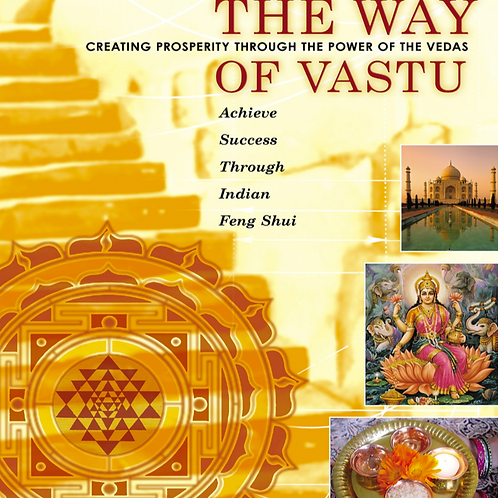The Way of Vastu Ebook