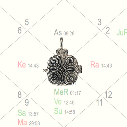 The EMF Protection Pendant w/Astrological Remedies (Consult)