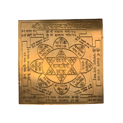 The Knowledge and Creativity Yantra (Consult)