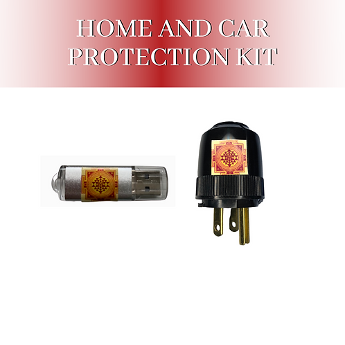 Home and Car Protection Kit (Consult)