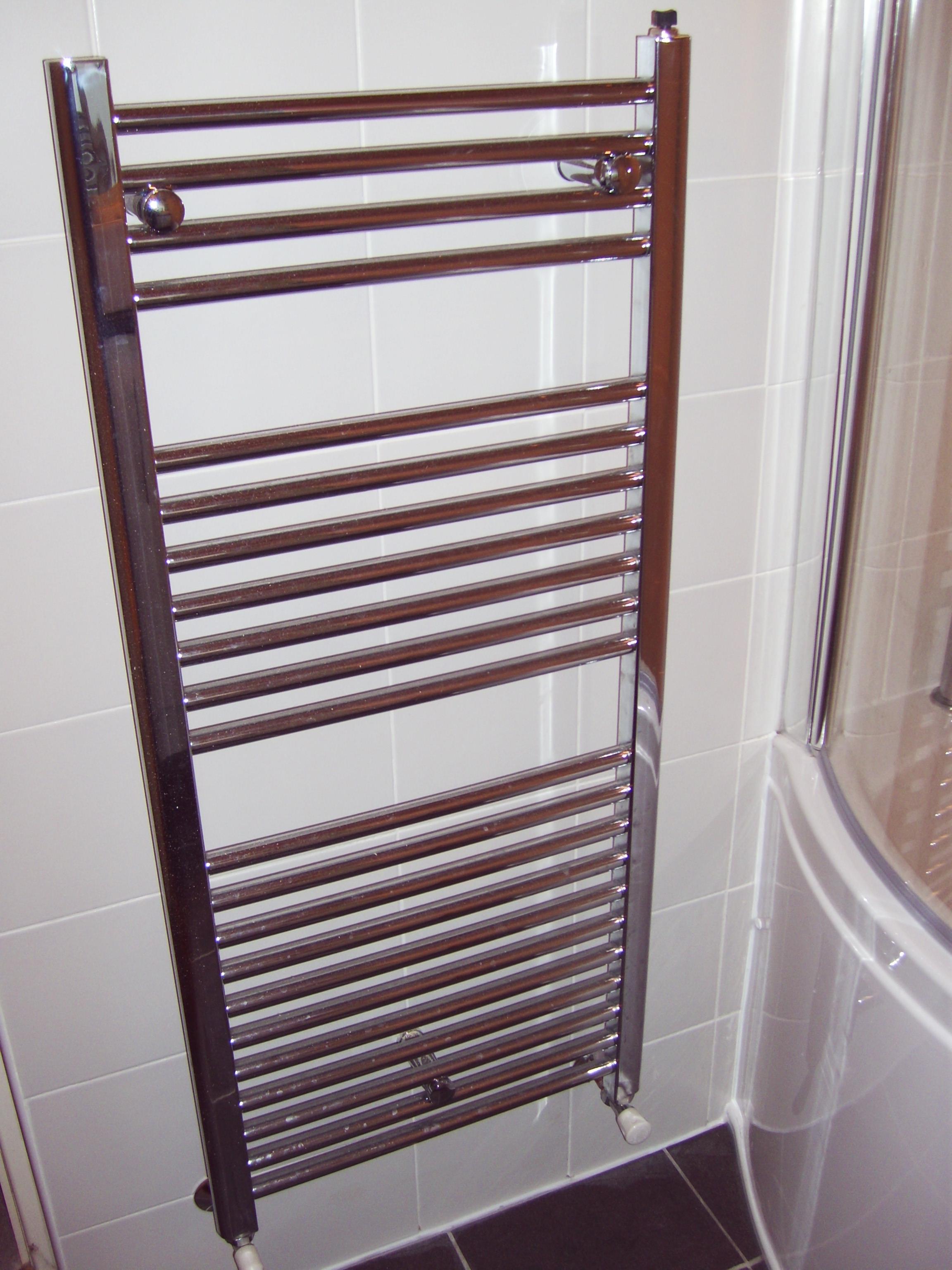 Towel Rail & Radiators