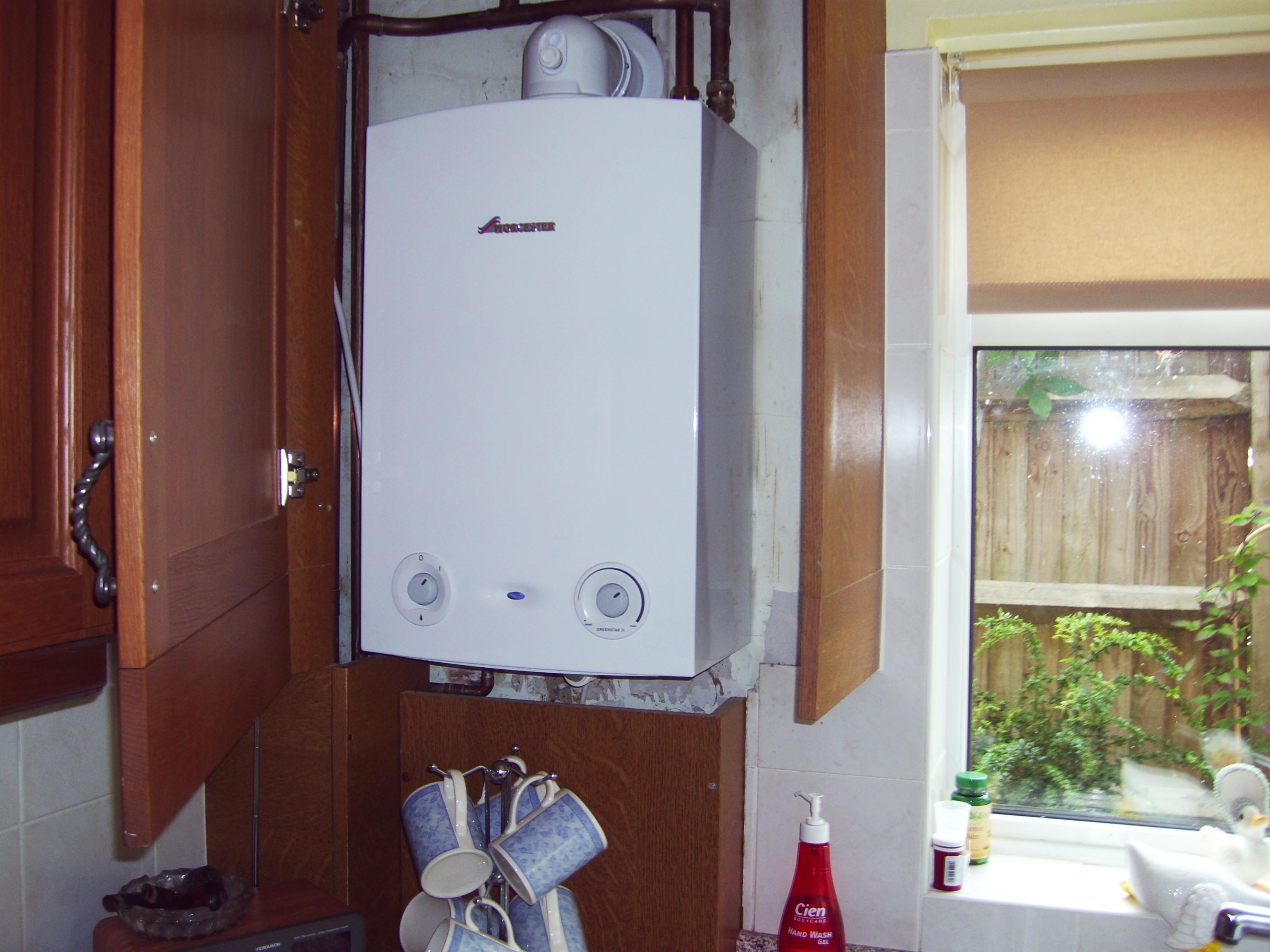 Boiler Replacement (& Repairs)