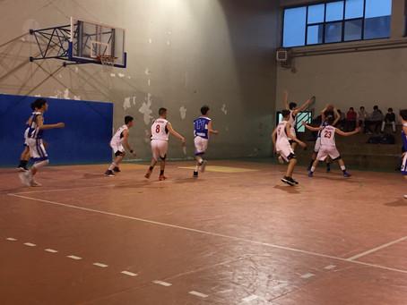 U16:Acilia-Formia=92-72