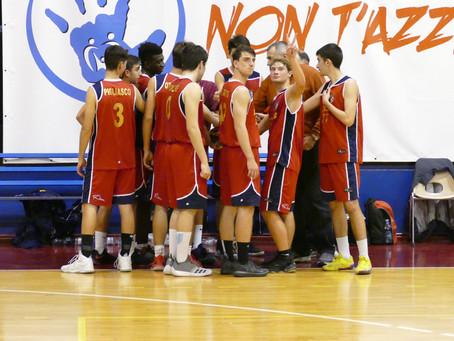 U18:San Paolo-Acilia=40-64