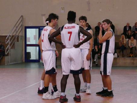 U18: Murialdo - Acilia = 72 - 54