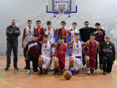 U18:Murialdo VT-Acilia=54-51