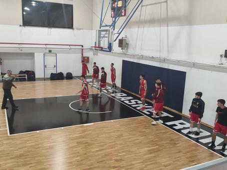 U18:Elite-Acilia=68-44