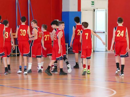 U14:Sport 2000-Acilia=31-73